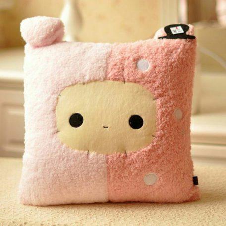детская декоративная подушка