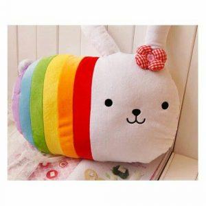 детская подушка кот