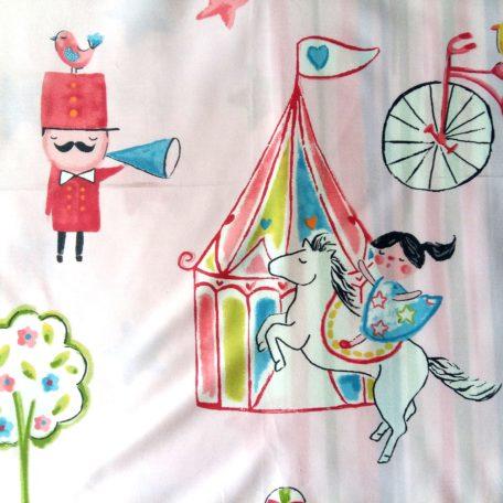 Тюль в детскую сказка