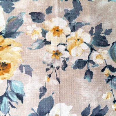 Ткань для штор в стиле Прованс