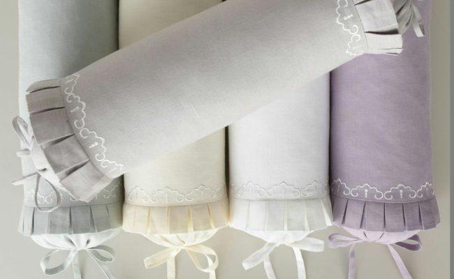 декоративная подушка валик