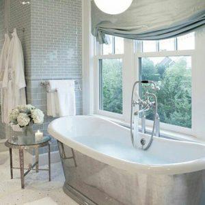 шторы в ванную
