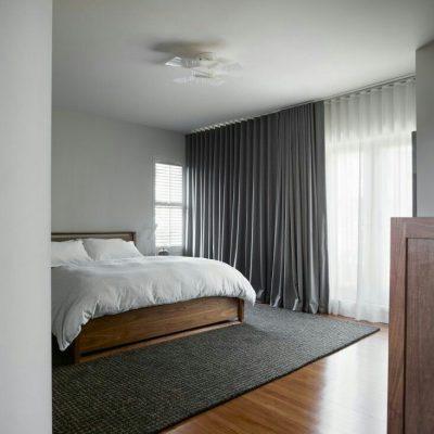 шторы блэкаут в спальню
