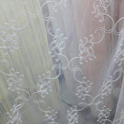 тюль орнамент