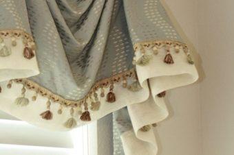 Красивые идеи штор для комнаты