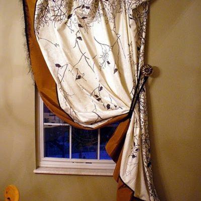 красивые и легкие шторы