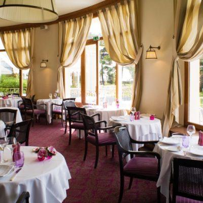 легкие шторы для ресторана