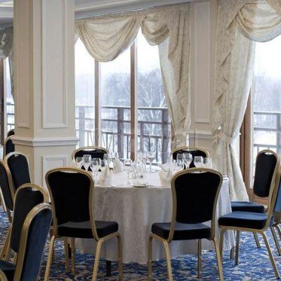 шторы для кафе и ресторанов с ламбрекеном