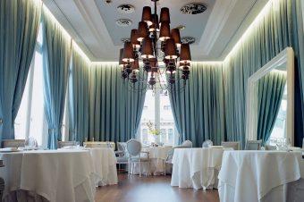 Шторы для ресторана, кафе и бара